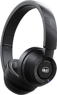 Monster Clarity HD 200 Around-Ear Bluetooth Wireless Headphones, Black (137101-00)