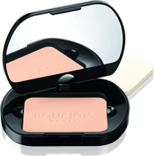 Bourjois Poudre Compacte Silk Edition Powder - 51 Porcelain, 9 g / 0.32 oz