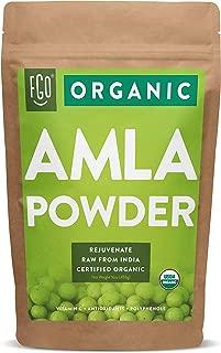 Best organic amla powder Reviews