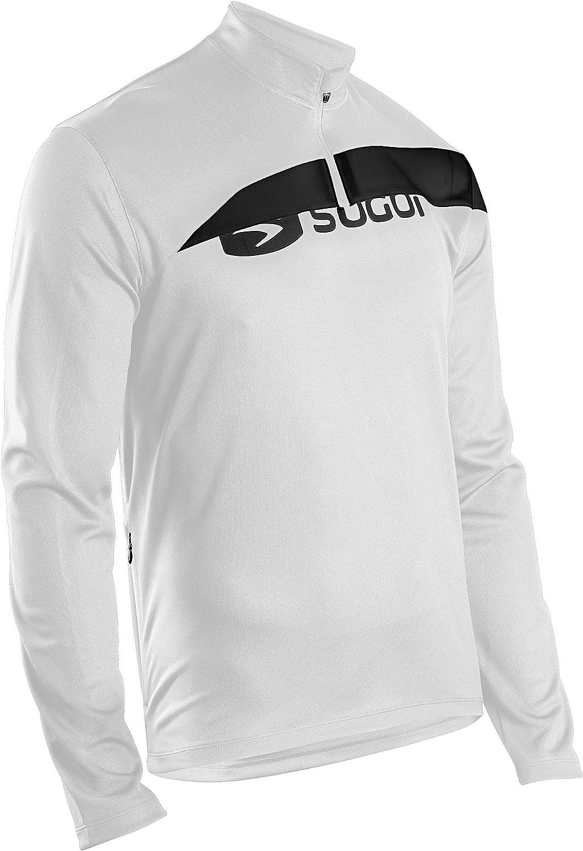 SUGOi Denver Mall Men's 2021 Gustov Sleeve Zip Long
