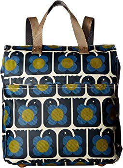 Orla Kiely - Love Birds Print Backpack