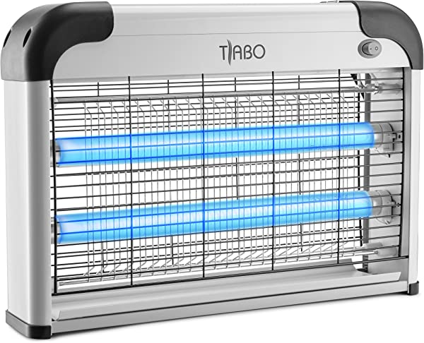 Bug Zapper Indoor Insect Killer By Tiabo Electronics Mosquito Fly Bug Or Any Pest Killer Zapper 20W Bulbs For Indoor Use
