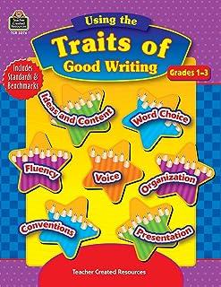 Using the Traits of Good Writing (TCM #3276)