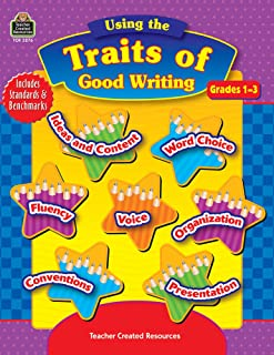 Using the Traits of Good Writing (TCM #3276)