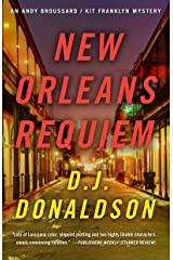 New Orleans Requiem (Broussard & Franklyn Book 4) Kindle Edition