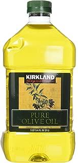 Kirkland Pure Olive Oil-101.4 oz, 2 ct