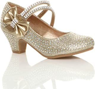 Amazon.co.uk: Gold - Kids' Shoes: Shoes