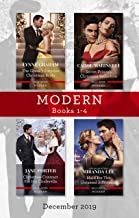 Modern Box Set 1-4/The Greek's Surprise Christmas Bride/Secret Prince's Christmas Seduction/Christmas Contract for His Cinderella/Maid for the (Conveniently Wed!)