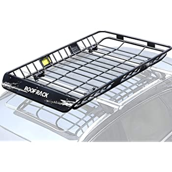 FIT FOR VW Tiguan Suv Roof Rails Baggage Luggage Rack Bar Rail Port 2007-2016