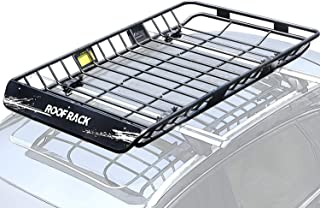 Leader Accessories Upgraded Roof Rack with 150 LB Capacity Extension 64