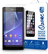 OZONE 0.26mm Shock Proof Tempered Glass Screen Protector for Sony Xperia Z2