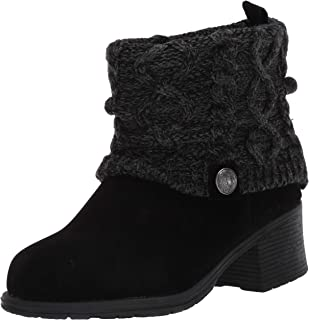 MUK LUKS Women's Haley Boots Ankle