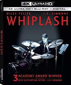 WHIPLASH arrives for the First Time on 4K Ultra HD September 22 from Sony Pictures Home Entertainment