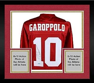 Best jimmy garoppolo autographed jersey Reviews