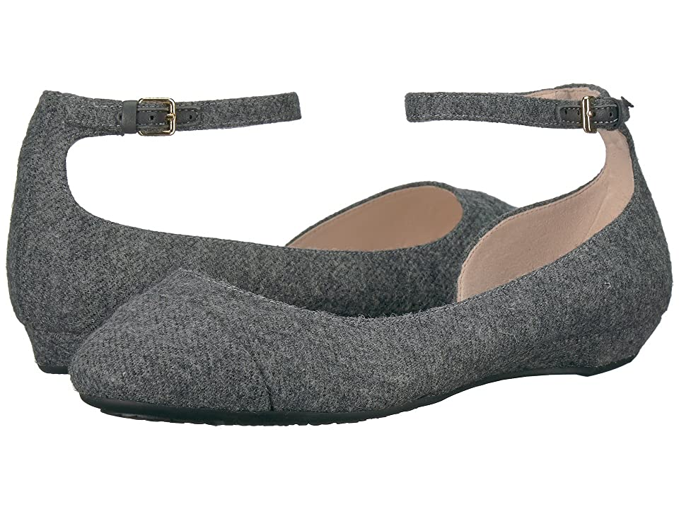 Cole Haan Dixie Ballet (Gray/Flannel) Women