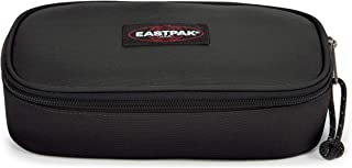 Eastpak Oval Xl Single Astuccio, 22 Cm, Nero (Black)