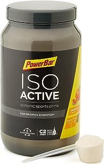 PowerBar Isoactive Orange 1320 g – isotonisk sportdryck – 5 elektrolyt + C2MAX