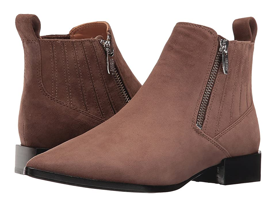 Sigerson Morrison Bambie (Light Brown Suede) Women's Shoes