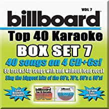 Billboard Top 40 7 40+40-Song Party Pack