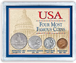 American Coin Treasures USA Four Most Famous Coins