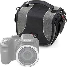 DURAGADGET Carry Case with Interior and Shoulder Strap - Suitable for Kodak Pixpro AZ252  AZ365  AZ521  AZ522  AZ525  AZ651  FZ201  FZ41  FZ51  WP1 Sport  AZ251 & Pixpro AZ251