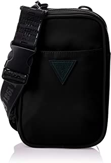 Guess Womens Cross-Body Handbag, Black - NB759469