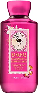 Bath and Body Works Bahamas Passionfruit Banana Flower Shower Gel 10 Ounce