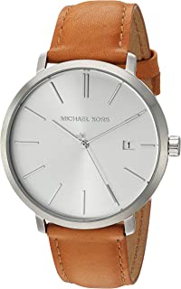 Michael Kors Men's Blake Stainless Steel Quartz Movement Watch