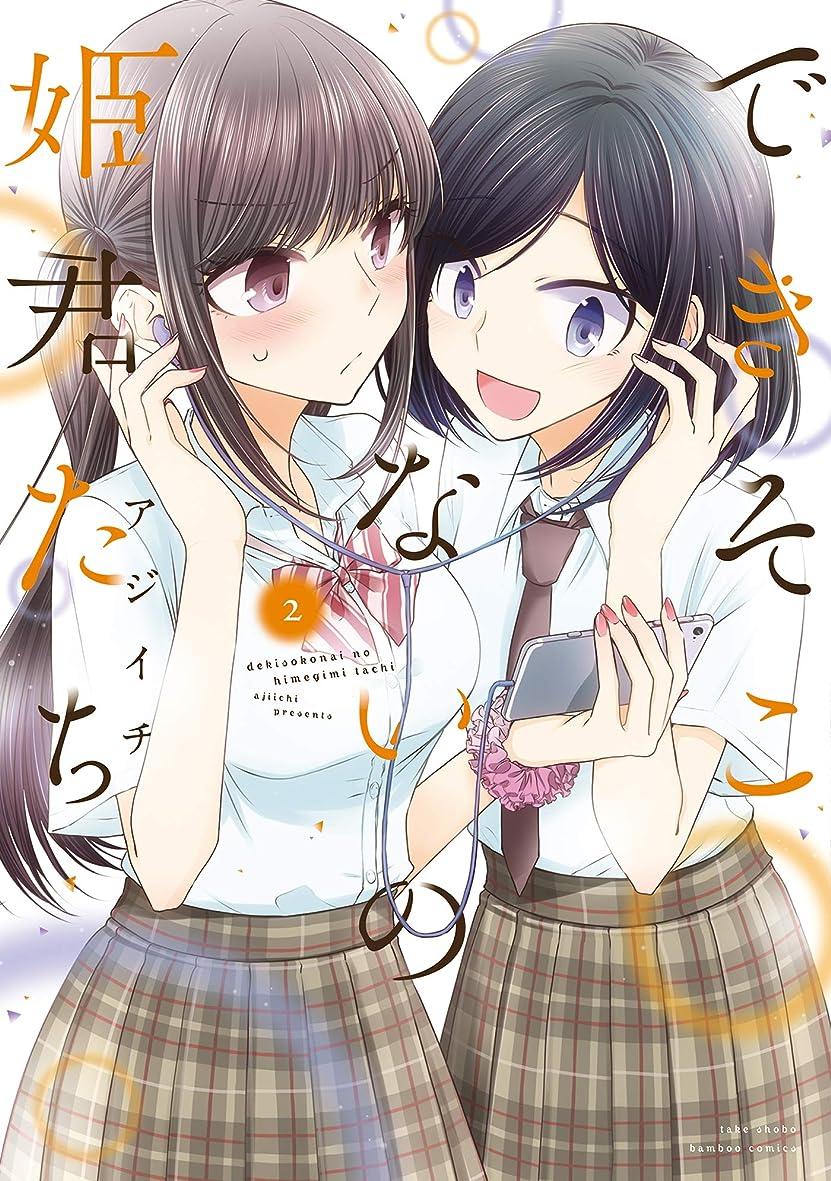 日付メーター経過できそこないの姫君たち (2) (バンブーコミックス)