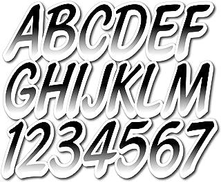 Stiffie Whipline Black/White Super Sticky 3