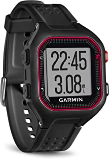 featured product Garmin Forerunner 25 (Large) - Black and Red