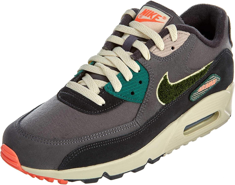 Nike Air Max 90 Premium SE, Scarpe da Ginnastica Basse Uomo ...
