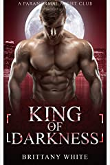 King of Darkness: Forbidden Vampire Romance (A Paranormal Night Club Book 8) Kindle Edition