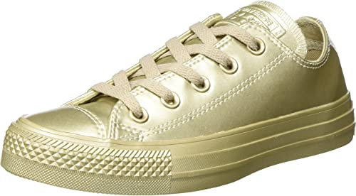 Converse Chuck Taylor All Star, Basses Mixte Adulte-Or Light or, or, 41,5  limite acheter