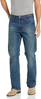 Authentics Men's Premium Relaxed Fit Boot Cut Jean