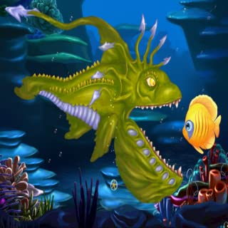Feeding Frenzy - Fish Eat Fish