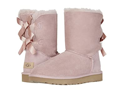 UGG Bailey Bow II (Pink Crystal) Women