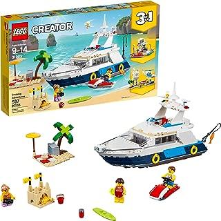 LEGO Creator 3in1 Cruising Adventures 31083 Building Kit (597 Pieces)