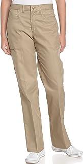 Dickies Women's Petite Wrinkle Resistant Multi Use Pocket Pant