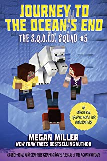 Journey to the Ocean's End, 5: An Unofficial Minecrafters Graphic Novel for Fans of the Aquatic Update