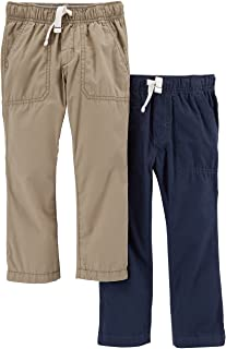 Carter's Boys' Big 2-Pack Woven Pant