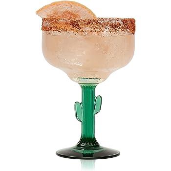 Libbey Cactus Margarita Glasses, Set of 2