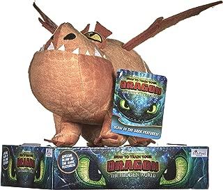DreamWork How to Train Your Dragon 3 Meatlug Soft Toy-32cm, Multi-Colour, 32 cm