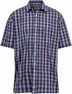 Champion Mens Whitby Country Casual Short Sleeve Shirt