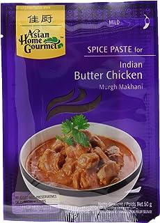 AHG Indian Butterhuhn Würzpaste 50g, 12er Pack (12 x 50 g)