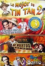 Lo Mejor De Tin Tan 2 - Con La Musica Por Dentro, Hay Muertos Que No Hacen Ruido, and El Rey Del Barrio