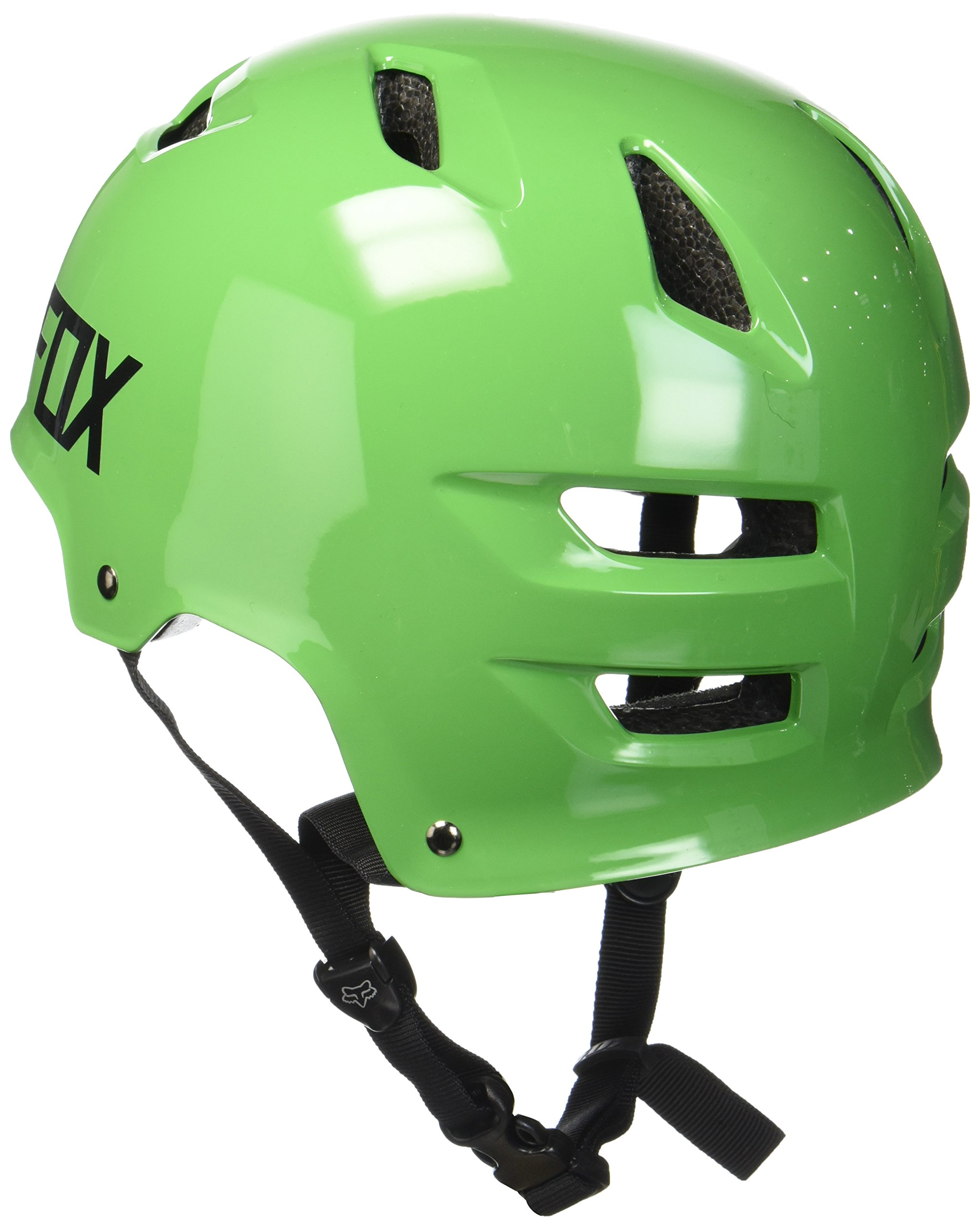 Fox Head Transition Hardshell Helmet, Green, Medium