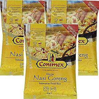 Conimex Nasi Goreng Mix - (3-Packs) - Indonesian Fried Rice Seasoning Mix, Dutch Holland Import
