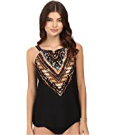 Miraclesuit - Skin Within Shoreline Tankini Top