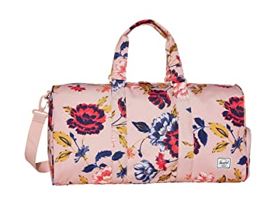 Herschel Supply Co. Novel Mid-Volume (Winter Flora) Duffel Bags